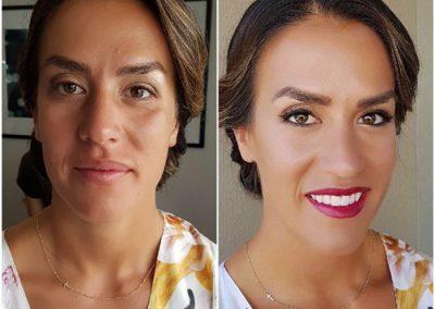 Makeup by Rebecca Suarez